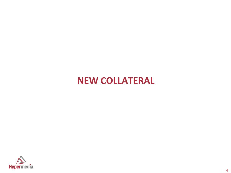 I I Collateral – company overview – four sides 5