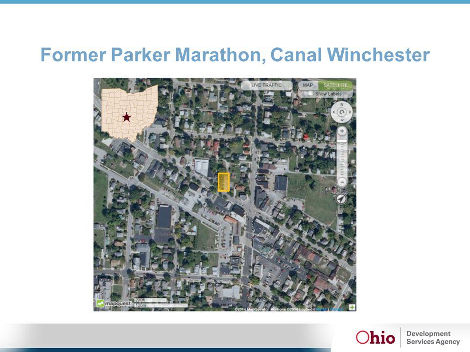 Former Parker Marathon, Canal Winchester