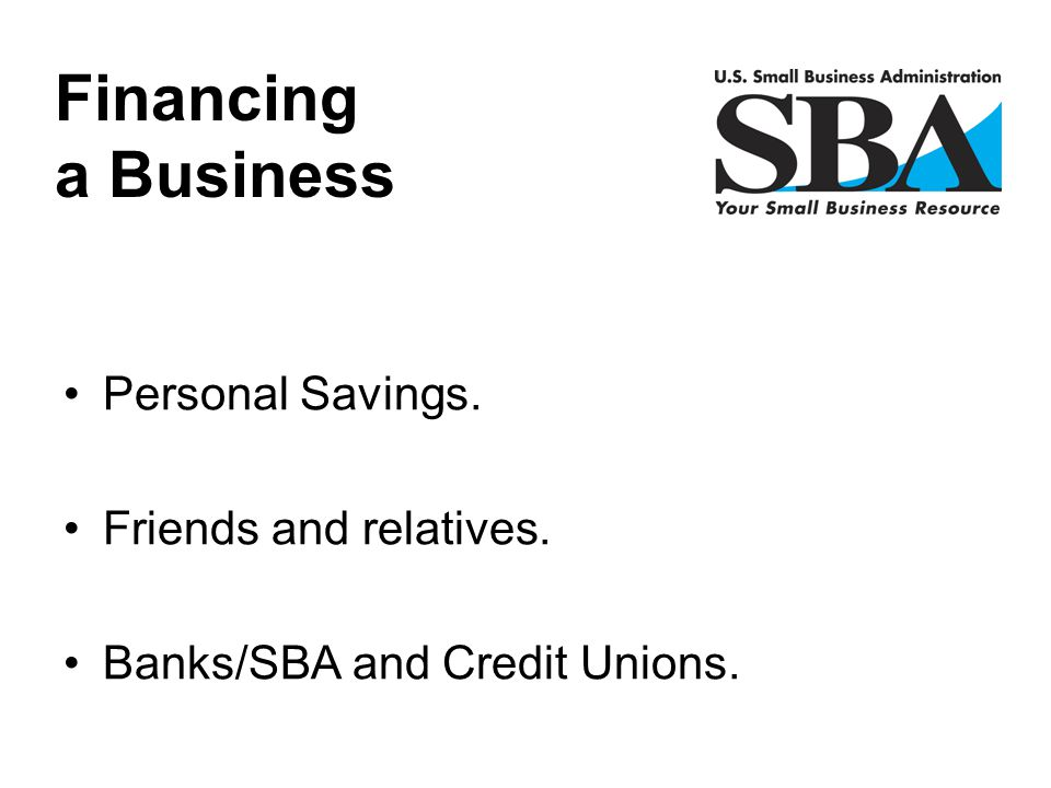 Small Loan Advantage New Loan Program June 2012 Loans to $25k-prime +3.75%-no collateral Loans $26k-50k-prime +3.75% + collateral $26k-50k—may require UCC filing DUNS number required-free to borrower Loan payments come from business checking account Loan is made in the business' name