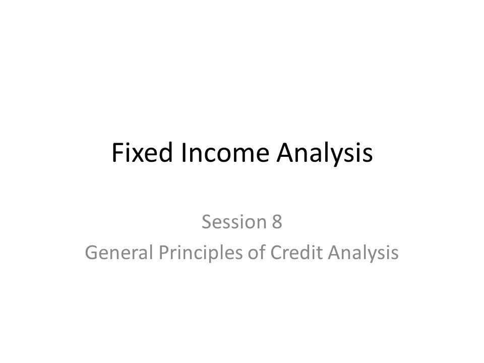 Altman's Zeta Credit Risk score