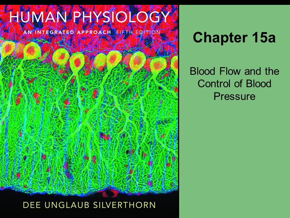 About this Chapter The blood vessels Blood pressure Resistance in the arterioles Distribution of blood to the tissues Exchange at the capillaries The lymphatic system Regulation of blood pressure Cardiovascular disease
