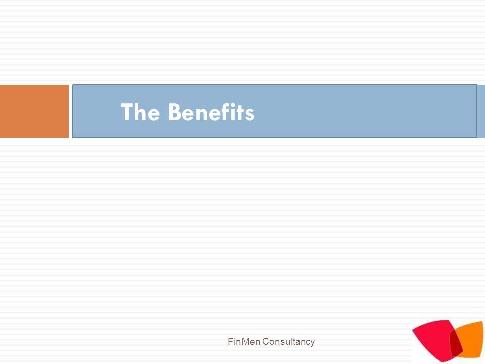 The Benefits FinMen Consultancy