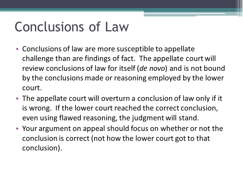Land Court & District Court Land Court: The separate document rule also applies in cases before the Land Court.