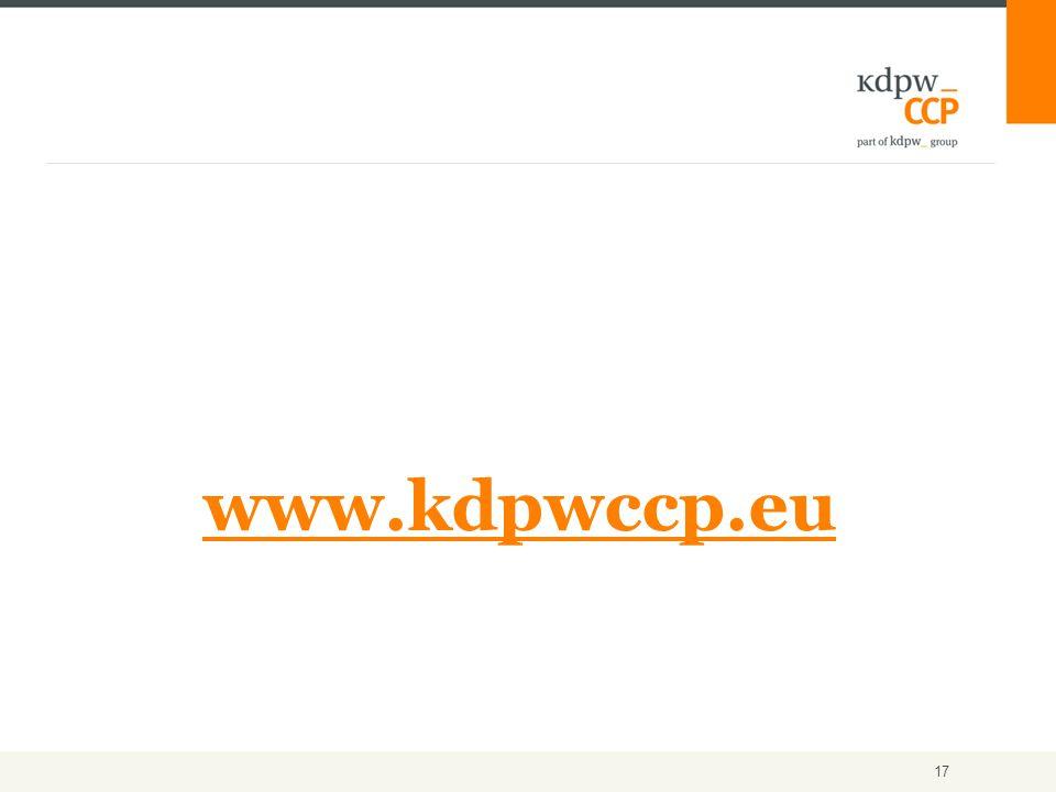 www.kdpwccp.eu 17