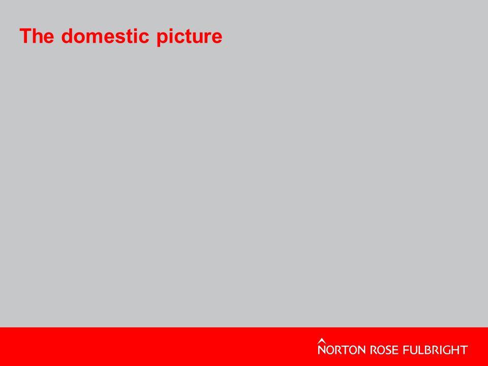 The domestic picture