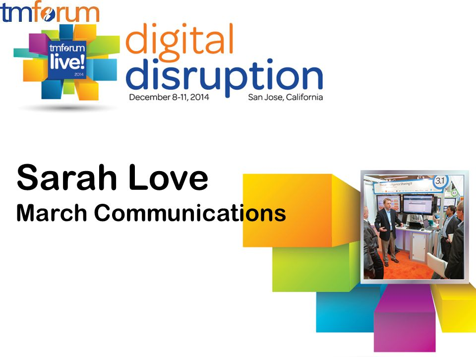 Sarah Love March Communications