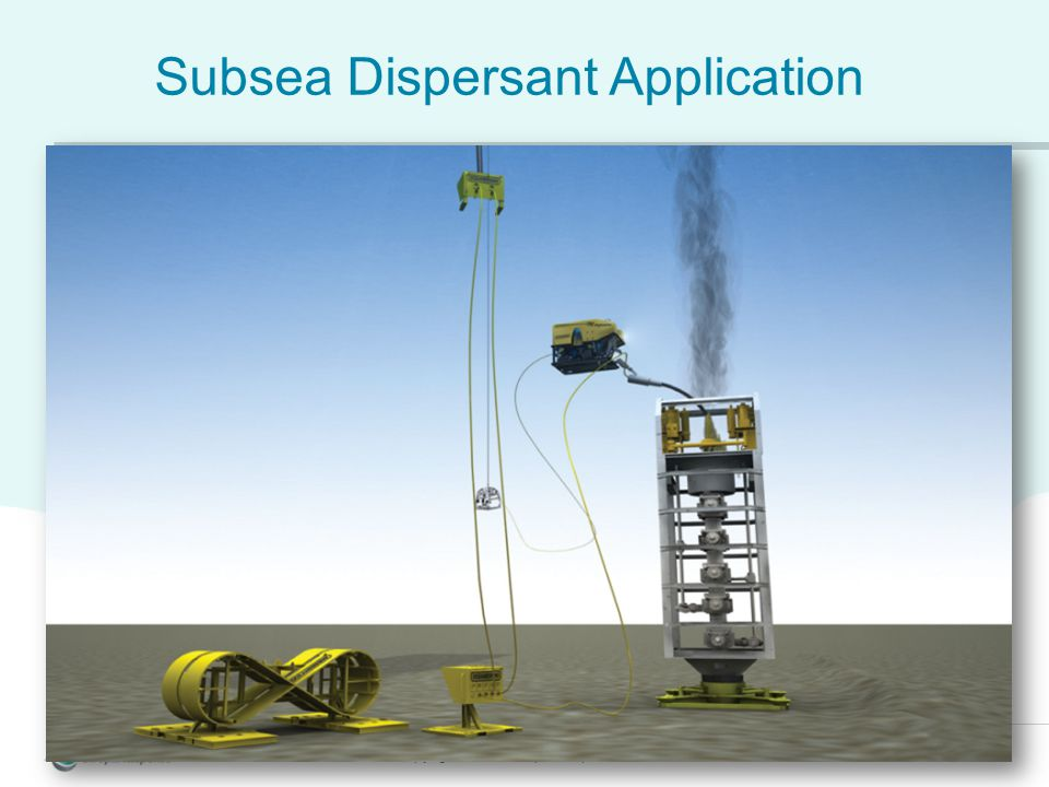 © Copyright 2014. Oil Spill Response Limited.31 Subsea Dispersant Application