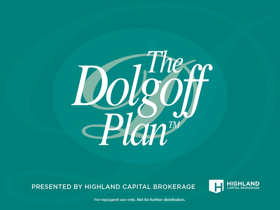 The Dolgoff Plan is a proven alternative to traditional nonqualified plans.