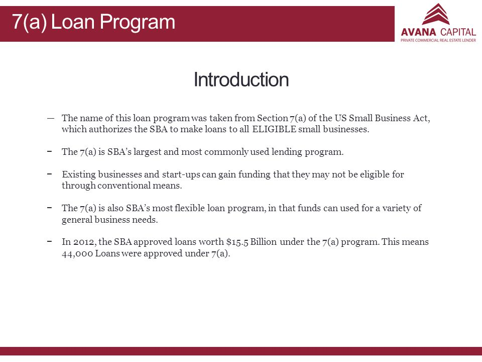 For Lenders