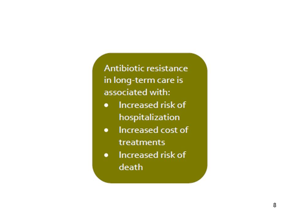 A Balancing Act Appropriate initial antibiotic while improving patient outcomes and healthcare Antimicrobial Therapy 9 Unnecessary Antibiotics, adverse patient outcomes and increased cost
