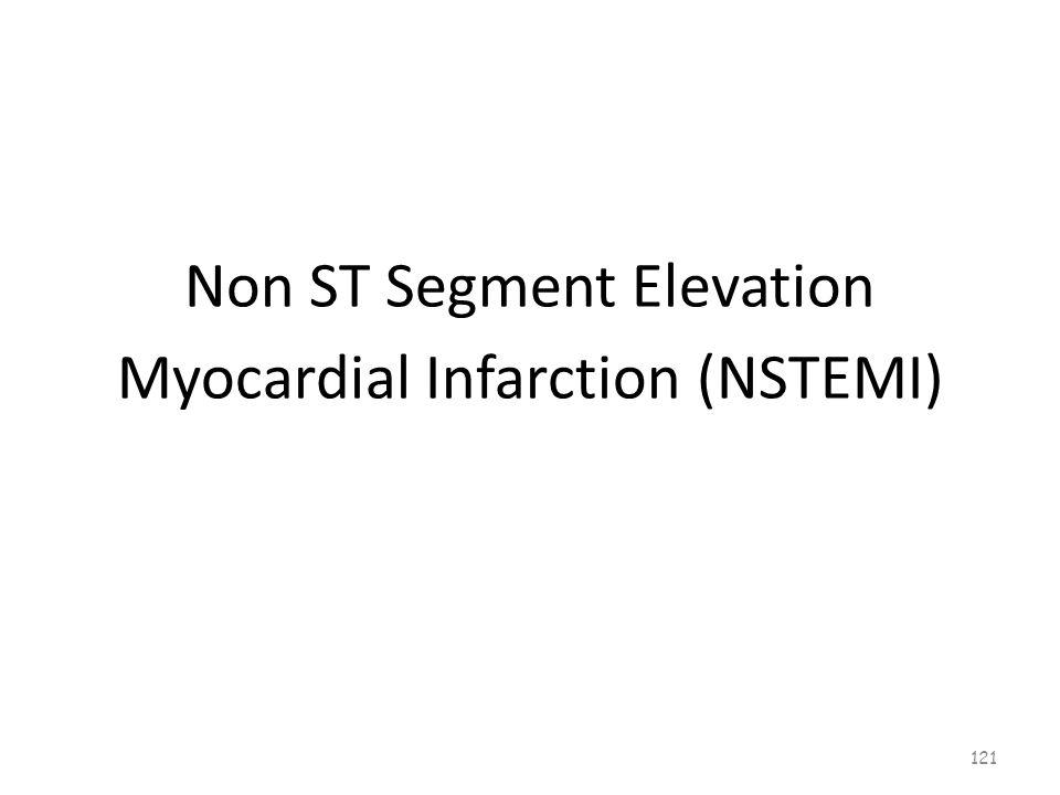 ECG STEMI vs. NSTEMI 120