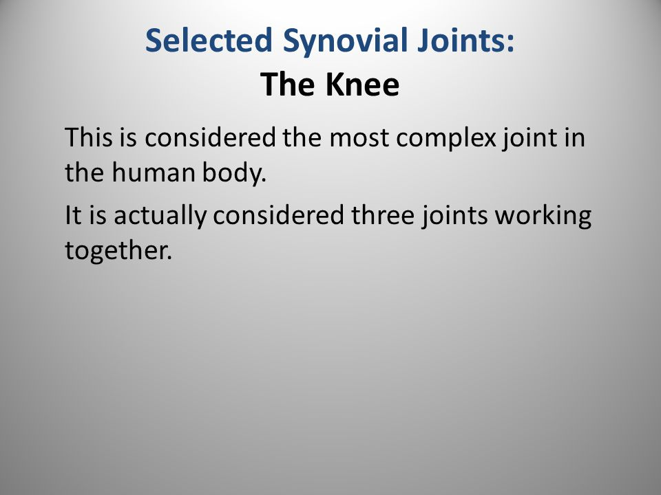 Knee Injuries Common knee injuries involve the 3 C's: – Collateral ligaments, – Cruciate ligaments and – Cartilage (menisci).