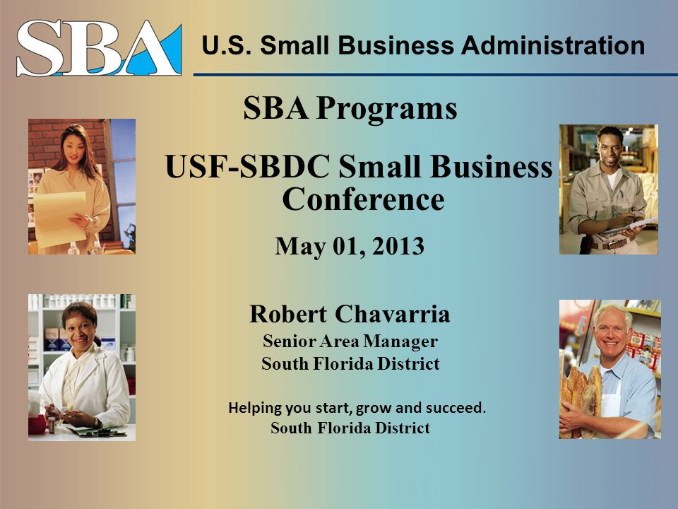SBA Mission Statement Maintain and strengthen the nation's economy by aiding, counseling, assisting and protecting the interests of small businesses and by helping families and businesses recover from national disasters.