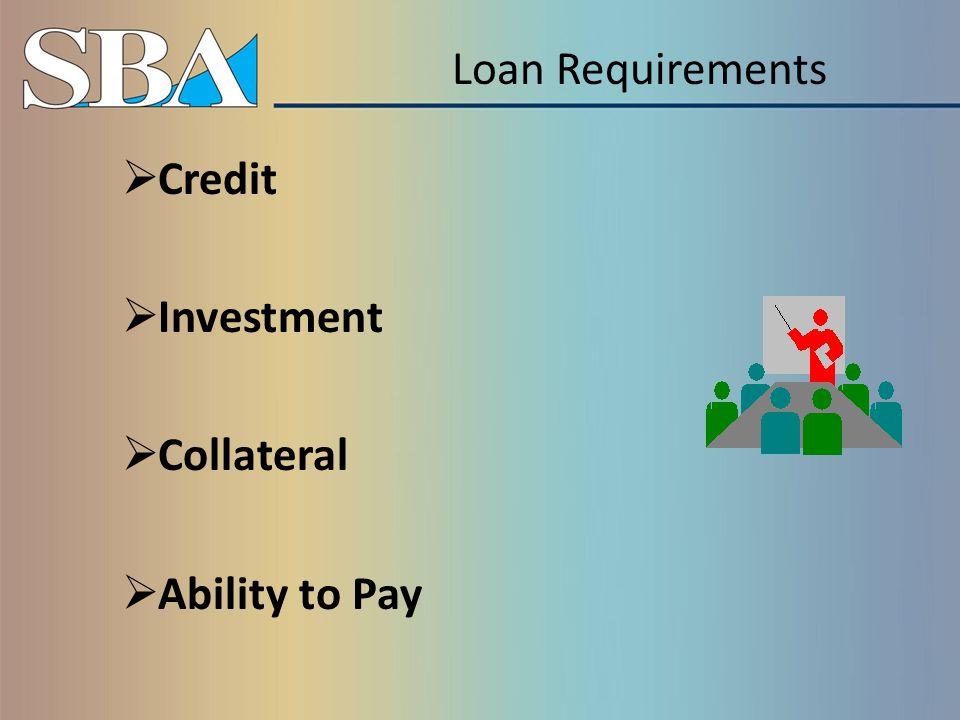 SBA Export Loan Programs Export Express Export Working Capital Program International Trade Loan Contact Charles Long (813) 228 – 2404 ext.
