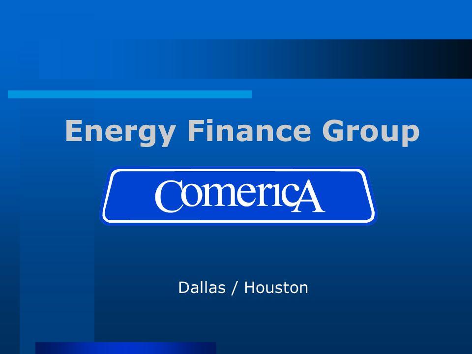 Energy Finance Group Dallas / Houston