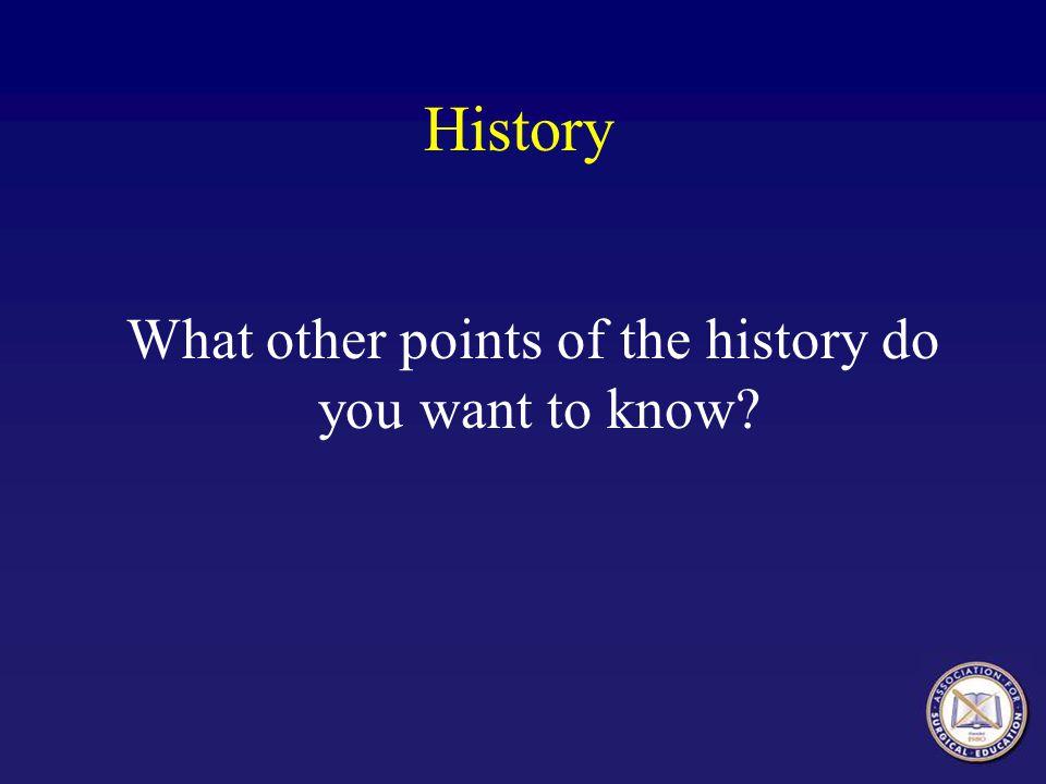 History, Mrs.