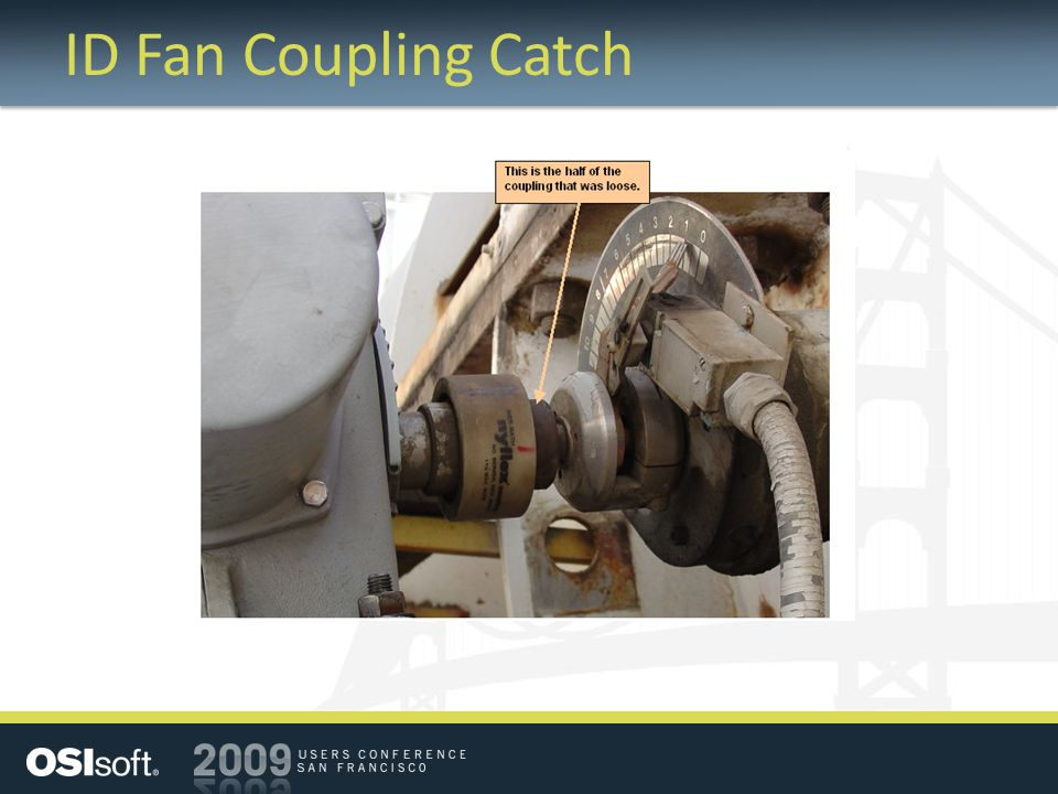 ID Fan Coupling Catch