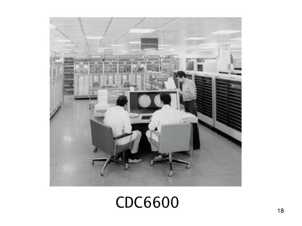 18 CDC6600