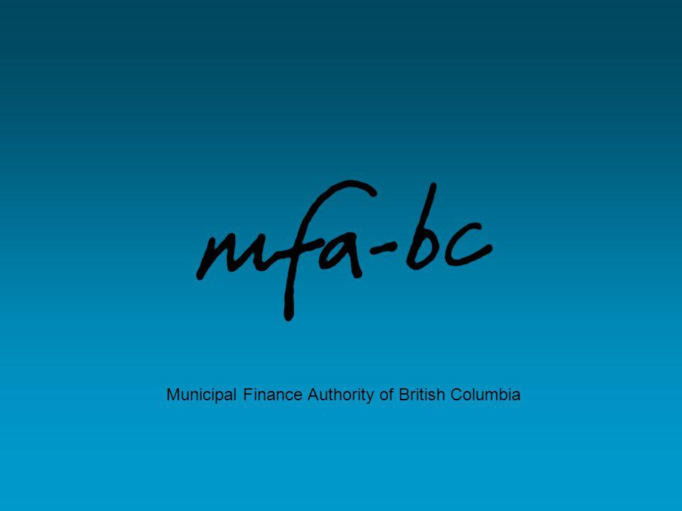 Municipal Finance Authority of British Columbia