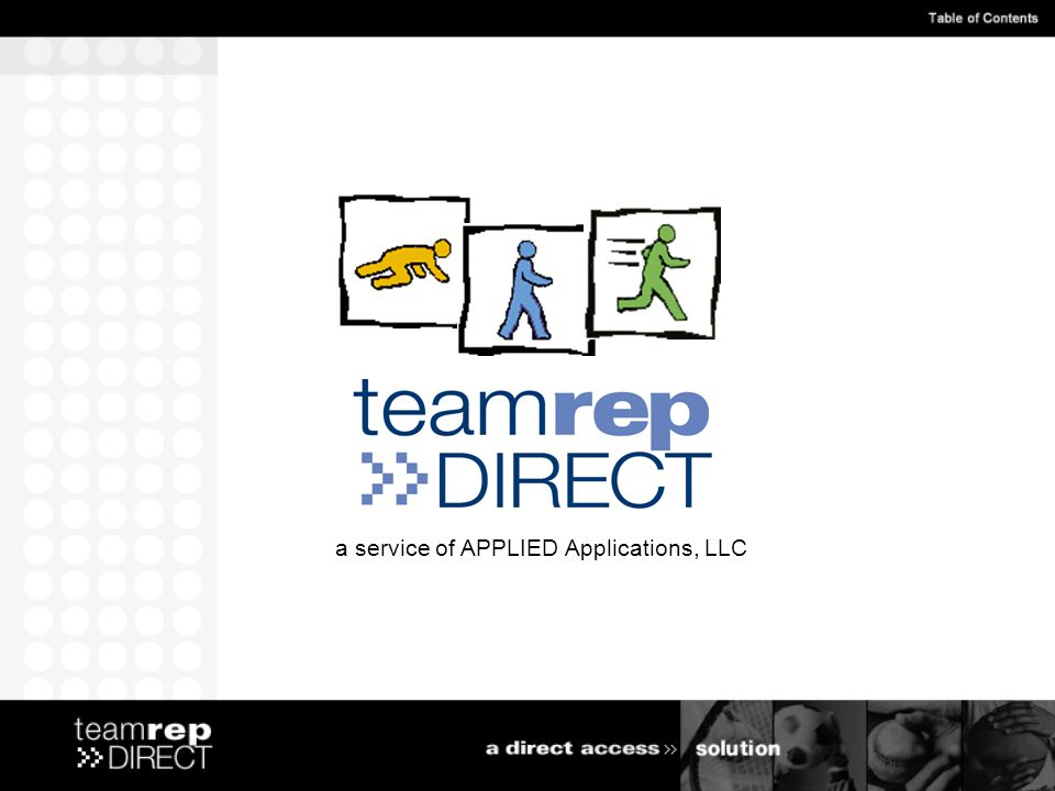 Website Manager Inside TeamRepDIRECT Building and maintaining your own professional website is easy.
