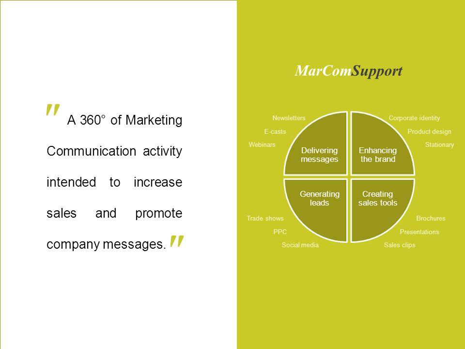 Setting up a strategic marketing communication plan Communication plan