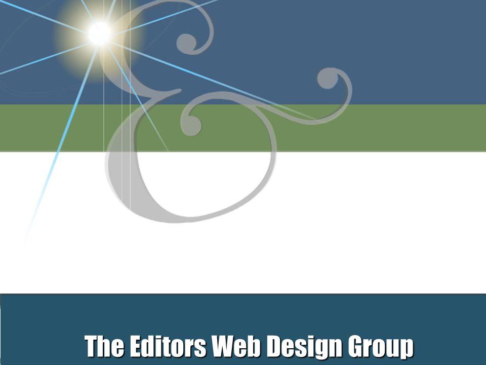 The Editors Web Design Group
