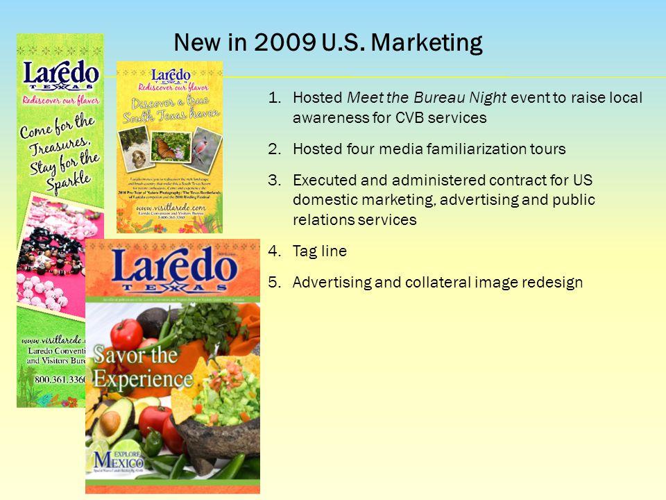 New in 2009 U.S.