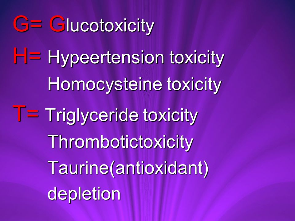*Pathophysiologic Consequence 1-Excess (ROS) production 2- Inflammation begets inflammation 3- Cytotoxicity 4-Apoptosis 5-Atheroembolization