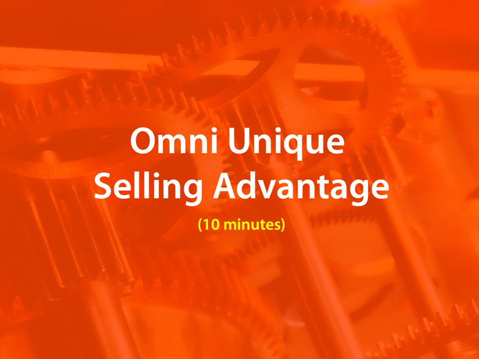 Omni Unique Selling Advantage