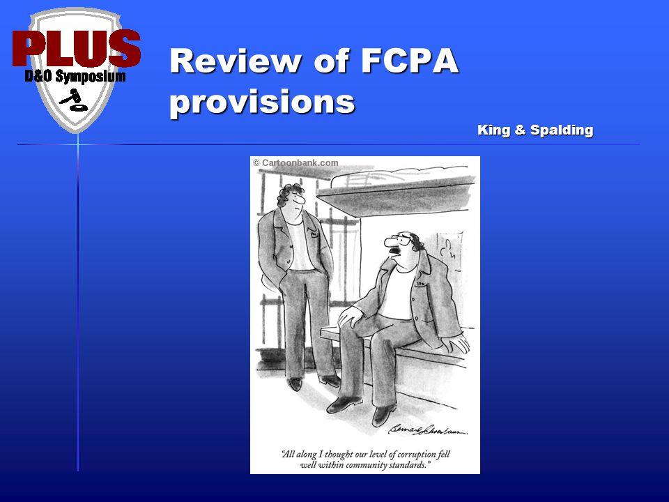 Enforcement's Structural and Policy Changes Kirkland & Ellis