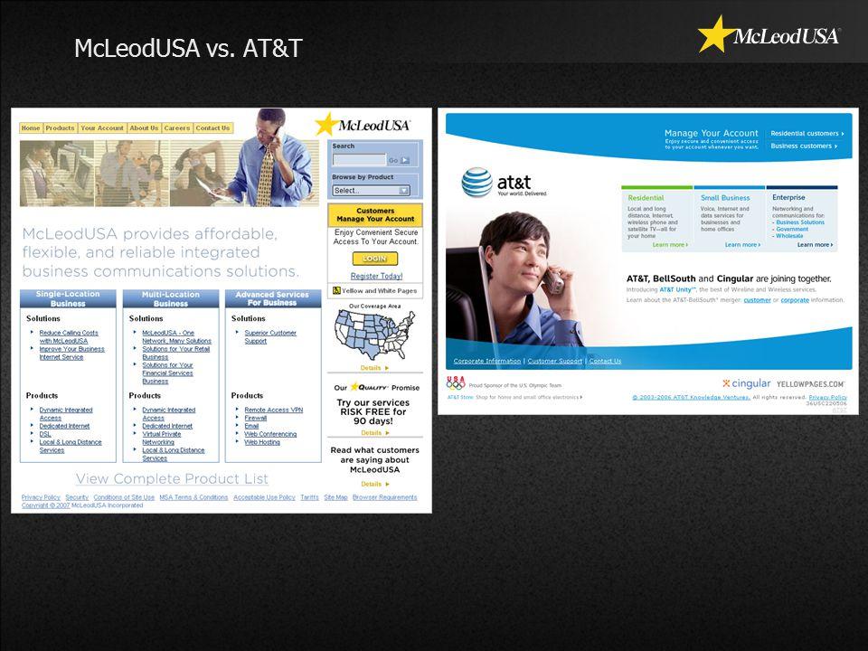 McLeodUSA vs. AT&T