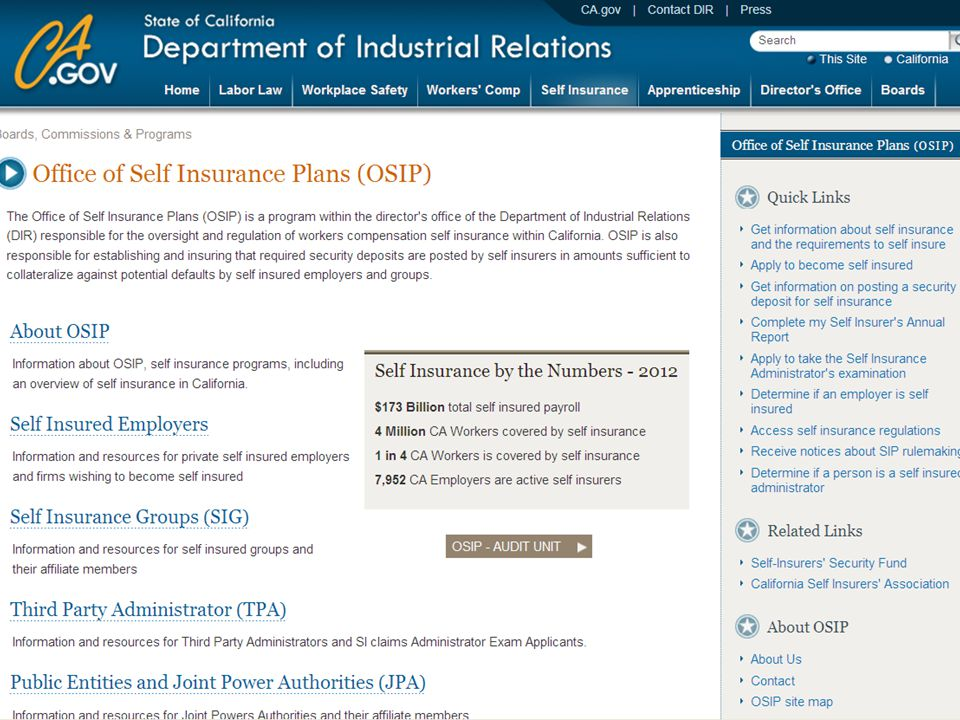L ACK OF R EGULATORY O RDER Board of Trustees SIG Administrator Members Auditors Actuary TPA