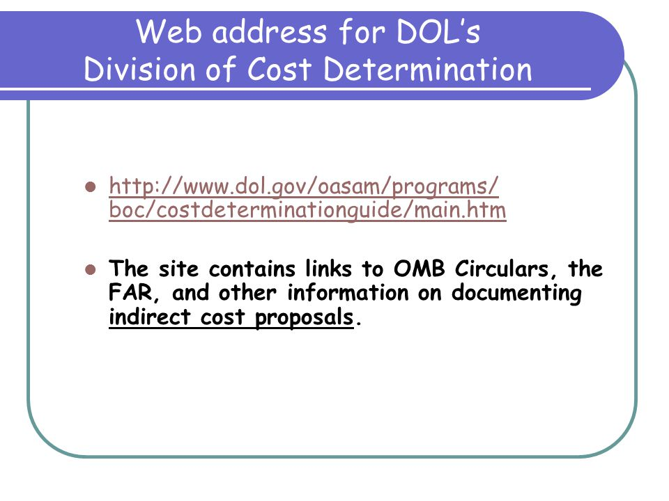 Computation of use allowance or depreciation will exclude: Cost of land Any portion donated by Federal Government Any matching portion Maximum use allowance Buildings and improvements = 2% of acquisition cost Equipment = 6 2/3% of acquisition cost Depreciation and Use Allowances (2 of 4) Continued