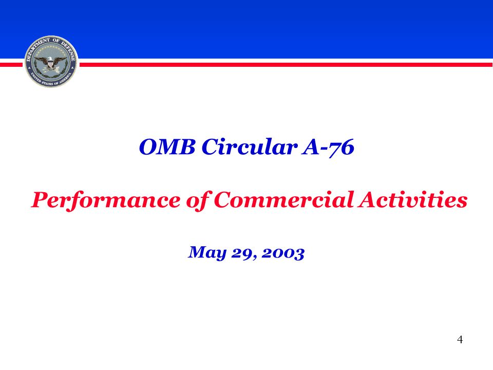  Direct Conversions  Conditions permitting government performance of CAs  Conditions permitting contract performance of CAs  Requirements for competition of Interservice Support Agreements Requirement for MEO team to develop As-Is Organization TPP QASP Transition Plan to contract or ISSA performance  Technical Leveling of MEO  Independent Reviews  Administrative Appeal Process  Post-MEO Performance Review OMB Circular A-76 Eliminated Requirements 5