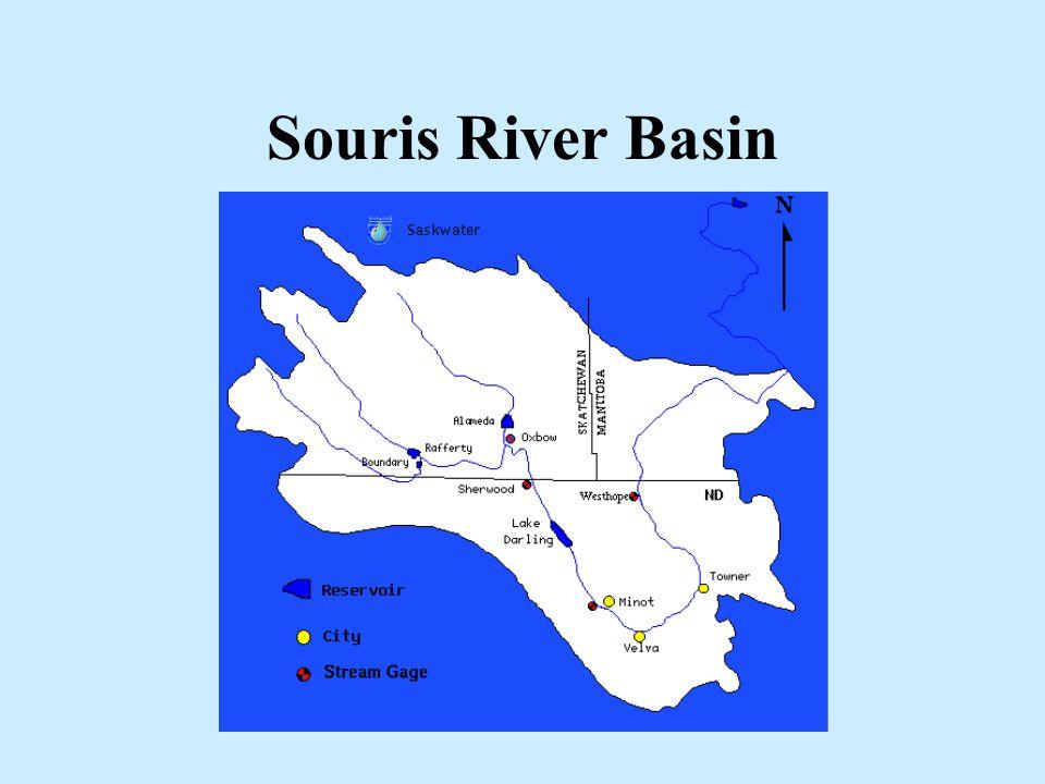 Souris River Basin