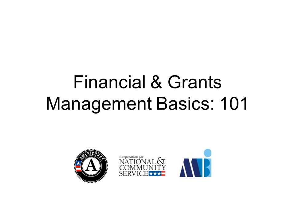 To be allowable under a grant, costs must:  Be reasonable and allocable for the performance of the award  Conform to grant award limitations or cost principles  Be consistent with policies and procedures that apply to both federally-financed and other activities of the organization  Be given consistent treatment  Be in accordance with Generally Accepted Accounting Principles (GAAP)  Not be included as a cost or used to meet cost sharing or matching requirements of any other federally-financed program  Be adequately documented Allowable - What does it Mean?