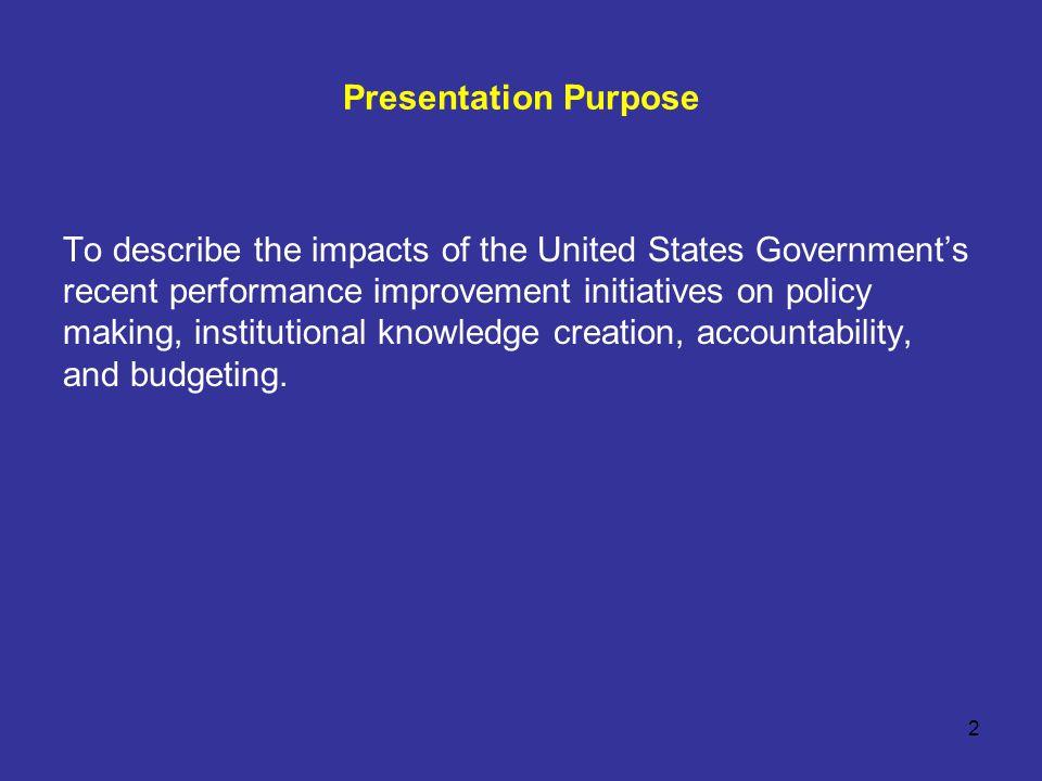 13 Began Regular Assessments Conduct regular program assessments to determine effectiveness and program efficiency.