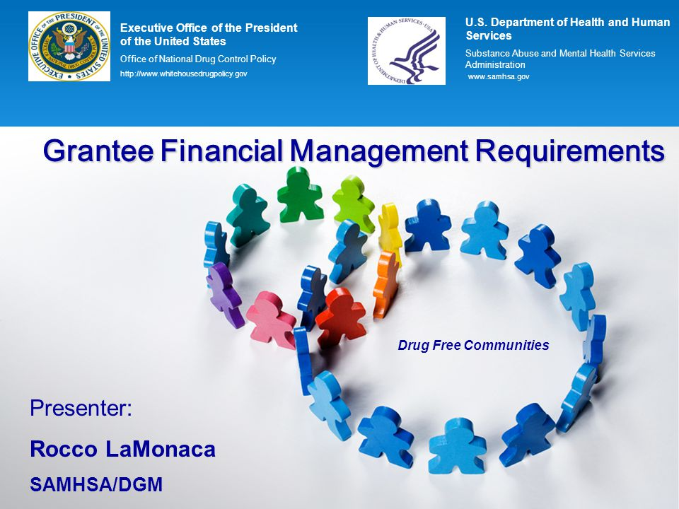 High Risk HHS regulations (45 CFR 74.14 or 45 CFR 92.12) permit awarding agencies to impose additional requirements on recipients' awards for the following reasons: History of poor performance; Is not financially stable; Financial management system that does not meet prescribed standards; or Does not conform to terms & conditions of award.