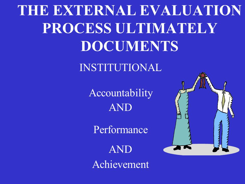 EVALUATION PROCESS FOCUS 1.What are the Actual Outcomes? 2.What were the Intended Outcomes? 3.Relationship of Actual Outcomes to CDP Priorities. 4.Rel