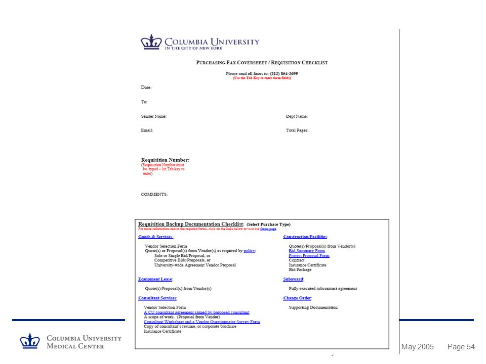 May 2005 Session 7 - A-110, A-133 and the CU Procurement/ Payment Cycle Page 53 Bid / Purchase Order Dollar Thresholds – all purchases require a minim