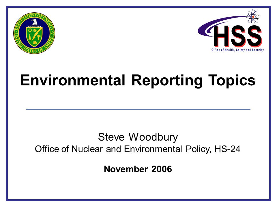 Roll Out of Scorecards  Briefings and drafts circulated in late 2005  Roll-Out at Meeting of Agency Environmental Executives in January 2006  July Scorecards issued by OMB at a meeting of Agency Environmental Executives on July 31, 2006