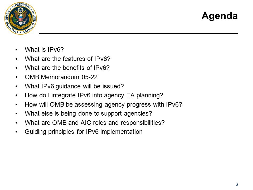3 What is IPv6.