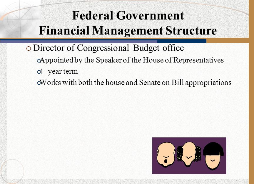  In 1990, the three principals established the Federal Accounting Standards Advisory Board (FASAB)  To date the FASAB has issued:  3 Statements of Federal Financial Accounting Concepts (SFFAC)  22 Statements of Federal Financial Accounting Standards (SFFAS)  Several reports, technical releases, interpretations.