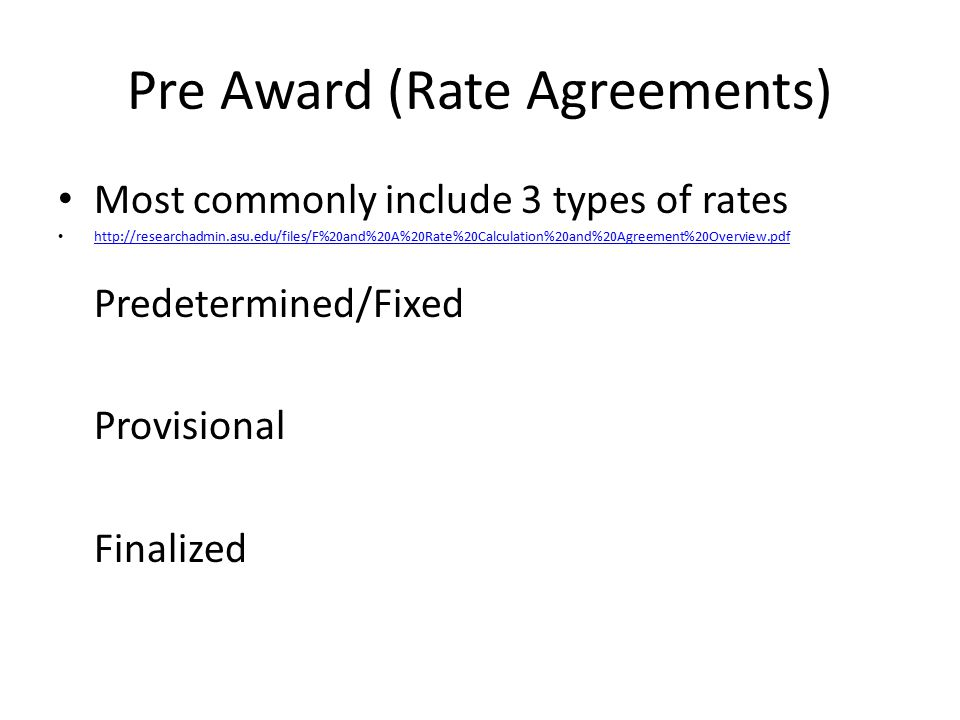 Post Award (T&M Contracts) Monitor current events to determine if the non labor cost burden is fairly consistent with current documentation (such as DCAA audits) to ensure that a significant adjustment to reconcile the billing rate with actual costs does not occur.