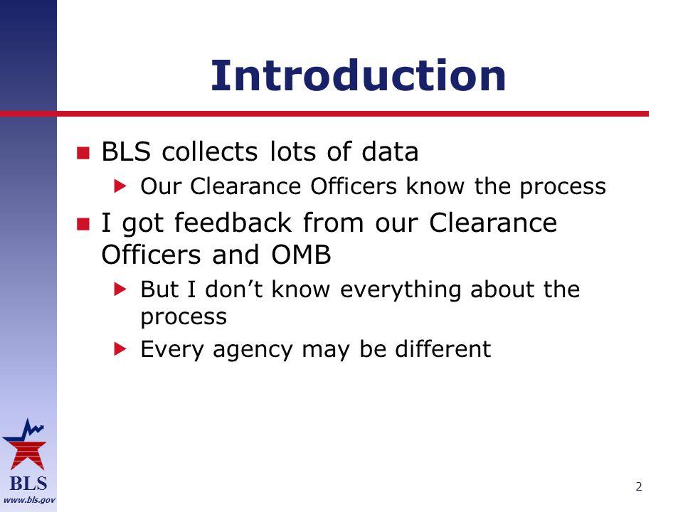 BLS www.bls.gov Questions? 33 Jean E. Fox Fox.Jean@BLS.gov
