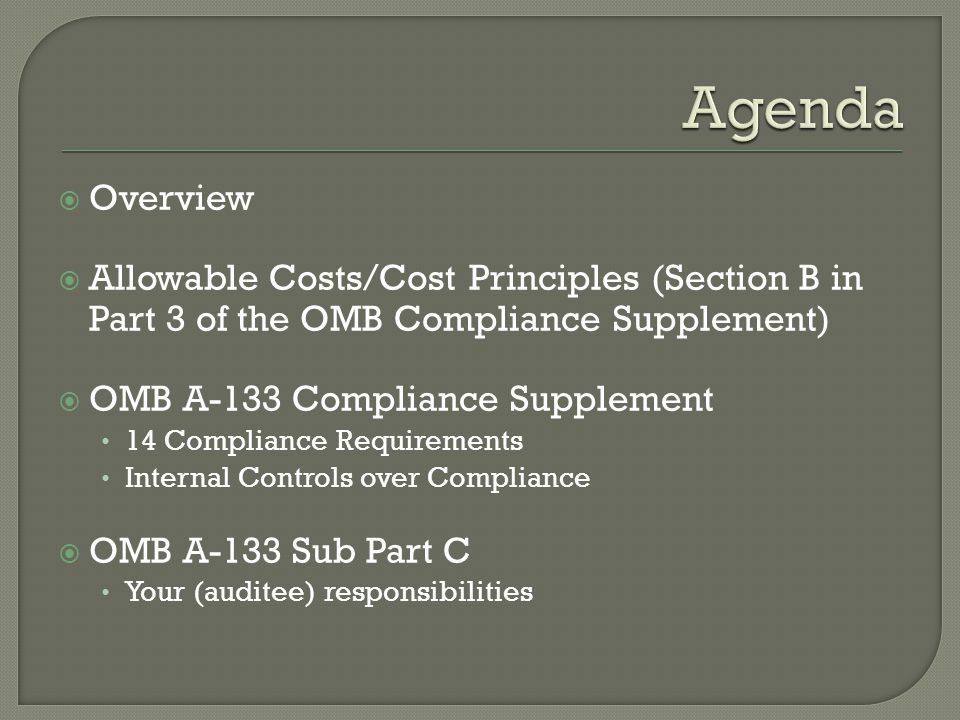 Compliance – What is it. The act of complying with a wish, request, or demand.