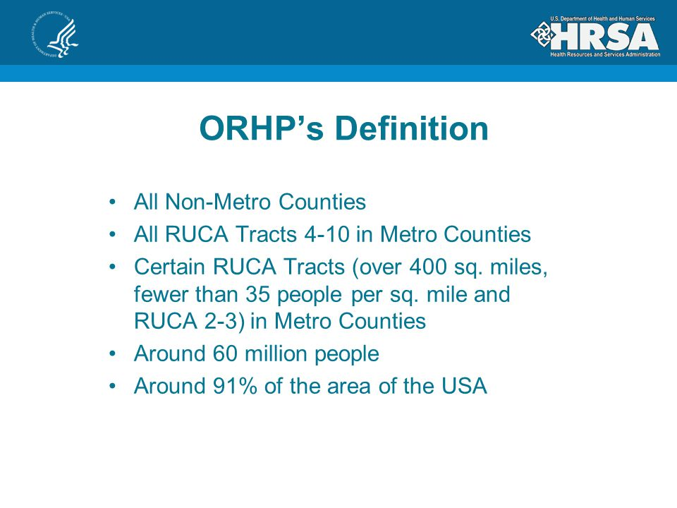 ZIP Code RUCA Approximation Because the smallest geographic identifiers available for most health care data sets are ZIP codes, a ZIP code approximation of the Census tract-based RUCA codes was developed.