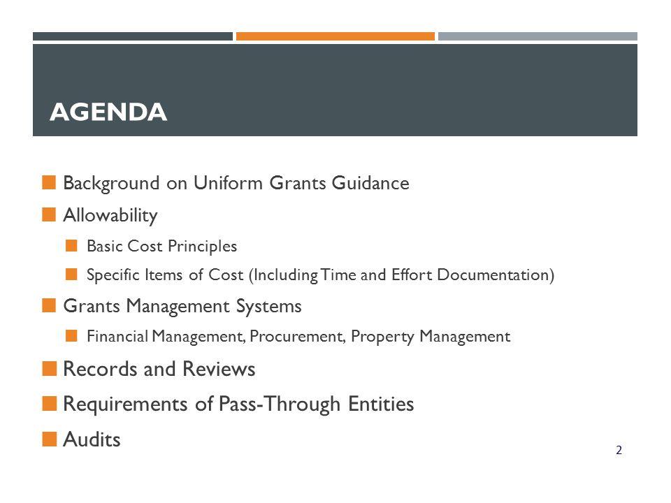 6) WRITTEN CASH MANAGEMENT PROCEDURES (NEW) Written Procedures to implement the requirements of 200.305 23