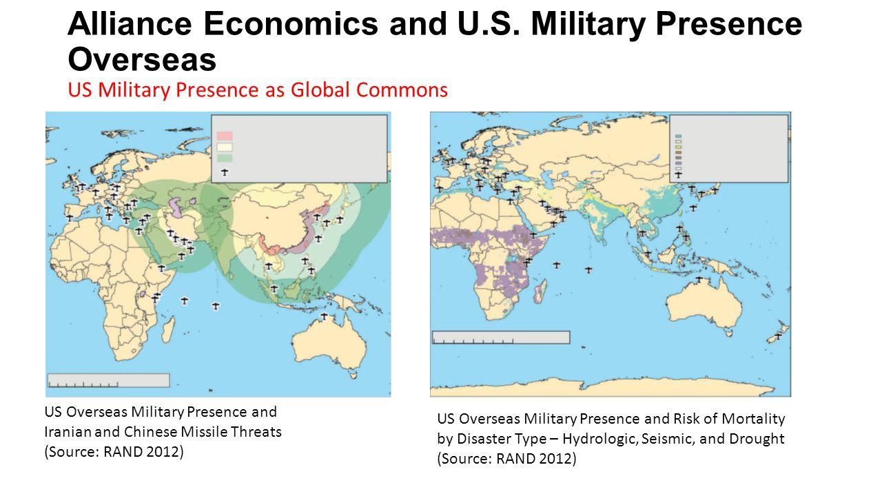 Alliance Economics and U.S.
