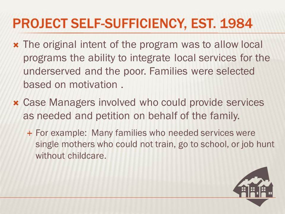  There was significant buy in from multiple agencies:  Many offered families different services based on their individual needs and often agencies would cross refer.